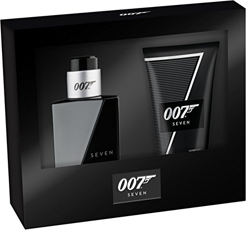 James Bond 007 Eau de Toilette Spray 30 ml + Shower Gel 50 ml, 80 ml