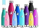Best Botella termo de agua - KollyKolla Botella de Agua Acero Inoxidable Termica Oficina Review