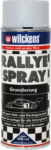 ROLLER Grundierspray - silbergrau - RALLYE SPRAY - 400 ml