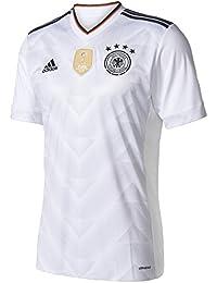 Adidas DFB H JSY Camiseta Oficial 1ª Equipación Federación Alemana de Fútbol, Hombre, (