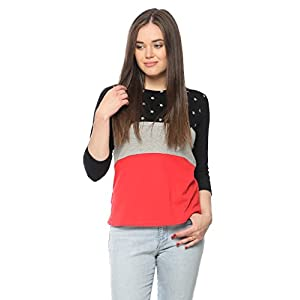 Vvoguish Women's Regular Fit Cotton Top