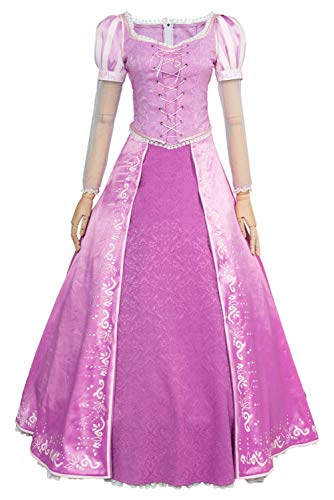 MingoTor Prinzessin Princess Dress Cosplay Kostüm Damen S