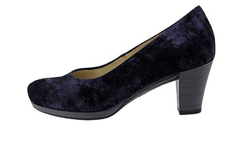 981c8d490848 Piesanto Chaussures Femme Confort Cuir 9301 Chaussures Avec Talon Confort  Special Largeur Carusomarino