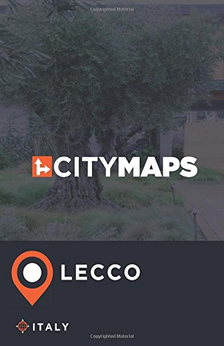 Price comparison product image City Maps Lecco Italy