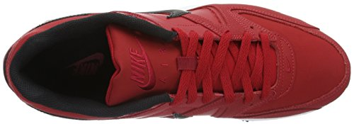 Nike Nike Air Max Command Leather, Chaussures de running entrainement homme Rojo (Gym Red / Black-White)