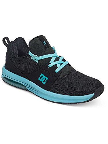 DC Shoes, Damen Sneaker Noir - Black/Aqua