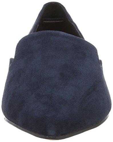 Tommy Hilfiger Damen A1285lanna 8b Geschlossene Ballerinas Blau (TOMMY NAVY 406)
