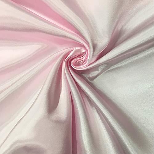 Panini tessuti, tessuto raso lux tinta unita venduto al mezzo metro, 1 qtà = 50 cm; 2 qtà = 100 cm - creazioni sartoriali e abbigliamento