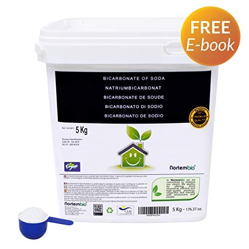Descripción: El Bicarbonato Sódico NortemBio es un producto de alta calidad, destacado en el mercado como insumo ecológico de origen natural y con un alto grado de pureza. Es un producto indispensable dentro del hogar por sus múltiples aplicaciones. ...