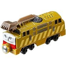 Thomas & Friends - Thomas & sus amigos CFR99. Take N Play. Tren Talking Diesel 10