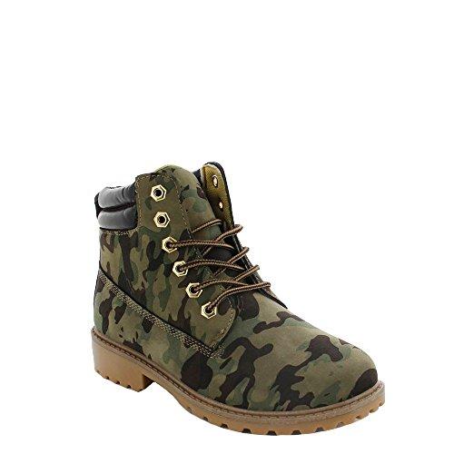 Trekking Da Stile Scarpe Ideali Calypso Stivali Militare O85Rqw4x