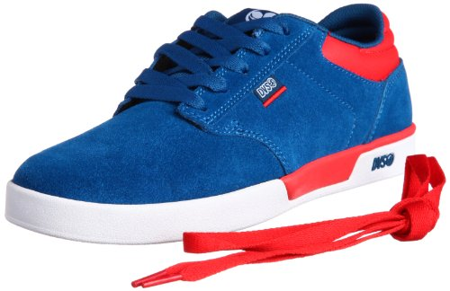 Herren Skateschuh DVS Vapor Skateshoes blue suede