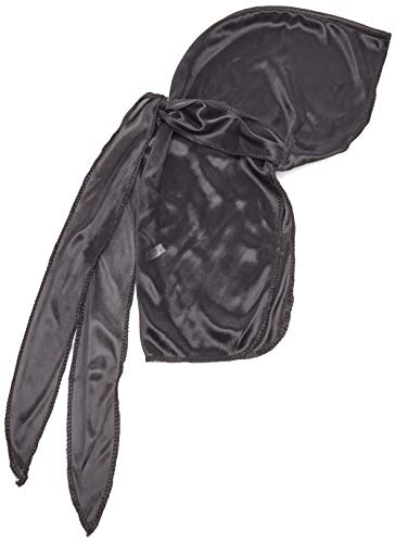 Deluxe Du-rag Smooth & Thick #007 BLACK by Dream