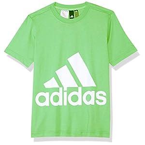 adidas Jungen Big Logo Kurzarm T-Shirt