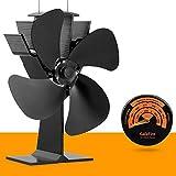 GalaFire – Kaminofen Ventilator Fan Eco Fan - 2