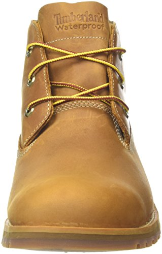 Timberland Larchmont Chk, Boots Chukka avec léger rembourrage homme Marron  - Braun (Wheat) ...