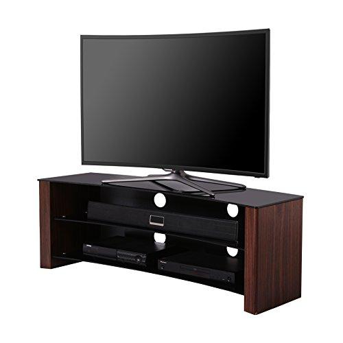 1home gebogen TV Bank 32