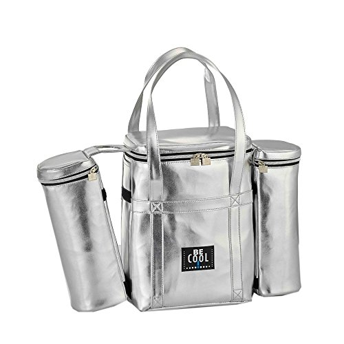 Große praktische Be Cool City Kühltasche mit zwei abn…   04251169424244