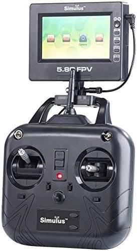 Simulus NX-1340-27 - Hexacopter GH-60.clv mit Kamera, Fernbedienung, Live-View - 3
