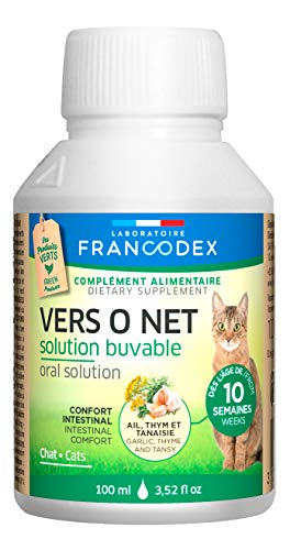 Zolux Vermifugo Naturale Gatto Ml 100