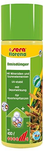 sera 03240 florena 100 ml - Flüssiger Basisdünger für prächtige Wasserpflanzen