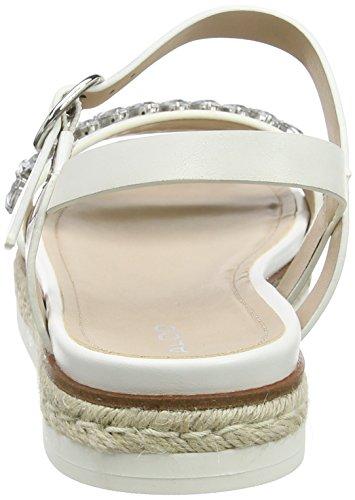 Aldo - Kelvyna, Strap alla caviglia Donna White (White Miscellaneous)