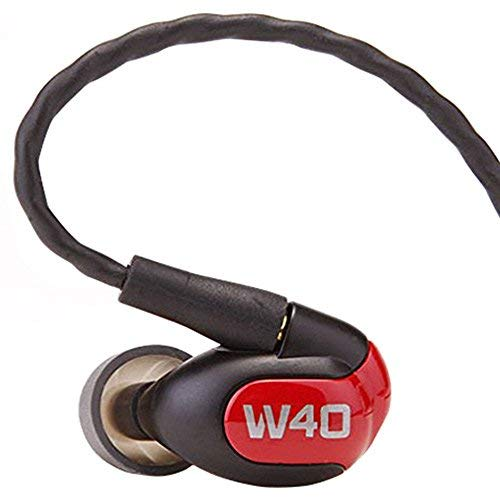 westone w40 four driver crossover - westone w40 iem four BA driver with 3 way crossover