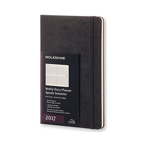 Kindle eBooks Best Sellers 2017 Moleskine Large Diary Weekly Vertical 12 Month Hard ePub