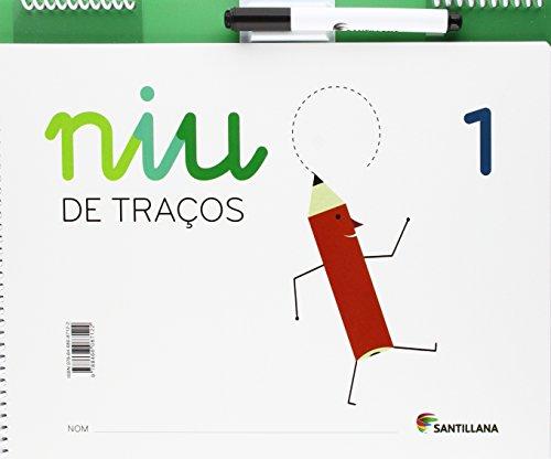 NIU DE TRAÇOS 1 - 9788468087122