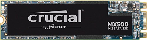 Crucial MX500 500GB M.2 Type 2280 SSD at amazon