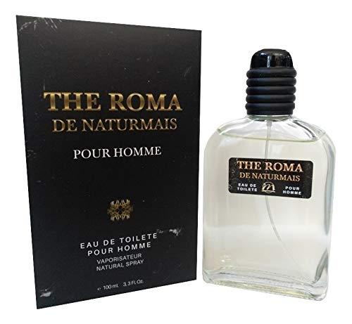 The Roma Eau De Parfum Intense 100ml Profumo Equivalente, Ispirato a'Roma Uomo' (Laura Biagiotti)