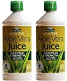 Best Aloe Vera Juices - (2 Pack) - Aloe Pura - Aloe Vera Review