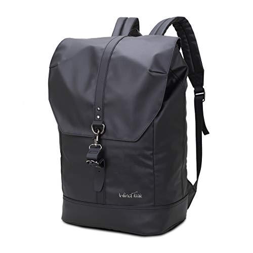 Wind Took 15.6 Zoll Laptop Rucksack Backpack Daypack Schulrucksack Notebook Damen Herren für Uni Arbeit Campus Freizeit, 20L