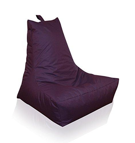 Mesana XXL Lounge-Sessel - Sitzsack für Outdoor & Indoor - viele verschiedene Farben