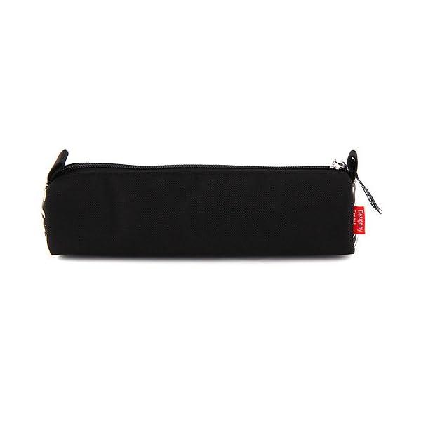 Hello Kitty 23942 – Estuche de lápices Mini, Color Negro