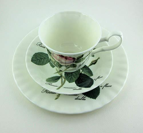 Roy Kirkham Redouté Roses, 3-teiliges Gedeck - 2