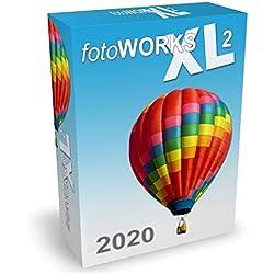 FotoWorks XL (2020) - Logiciel Photo, Photo editor pour modifier photo, editeur photos, traitement photo, logiciel retouche photo, photo montage - Très facile à utiliser