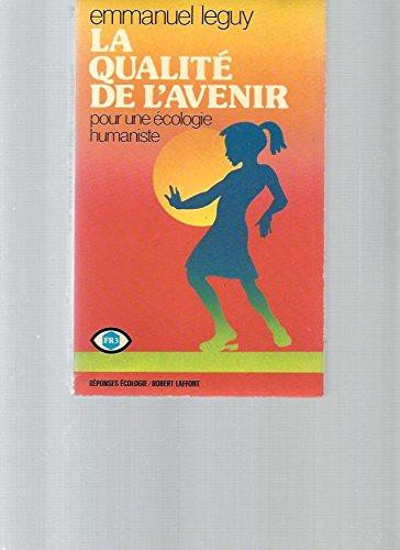 QUALITE DE L AVENIR
