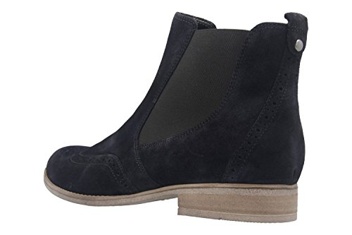 Gabor Shoes Fashion, Stivali Chelsea Donna Blau
