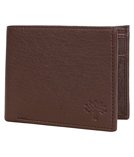 Woodland Brown Men's Formal Regular Wallet  available at amazon for Rs.275