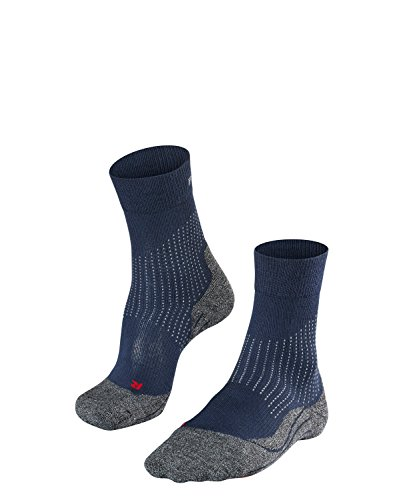 Falke Stabilizing Wool Chaussettes de Trekking Homme, Marine, FR : M (Taille Fabricant : 42-43)