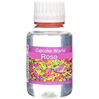 Cupcake World Aromas Alimentarios Intenso Rosa Total: 100 ml