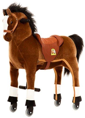 Ein Pony zu Weihnachten: Plüschpferd Amadeus