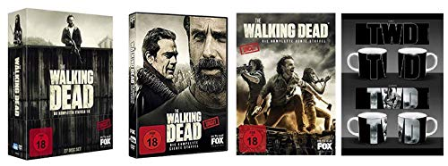 Staffel 1-8 (+Walking Dead Tasse)
