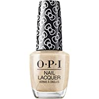 OPI Hello Kitty Nail Polish, Champagne Shimmer, 15ml - Many Celebrations to Go!