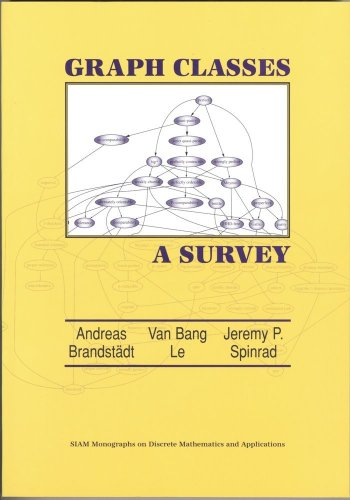 Graph Classes: A Survey (Monographs on Discrete Mathematics and Applications, Band 3)