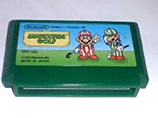 Mario open golf - Famicom
