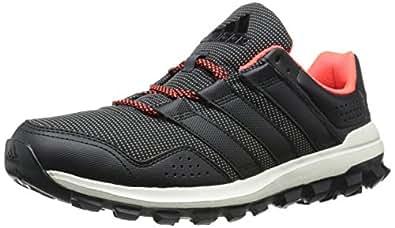 adidas Performance Men s Slingshot TR M Running Shoe Grey / Black / Red 9 D(M) US