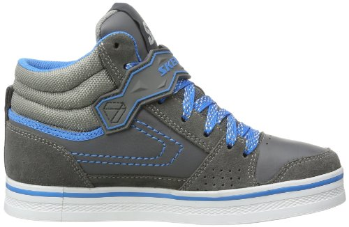 Skechers KelpAssemble Jungen Sneakers Grau (CCBL)