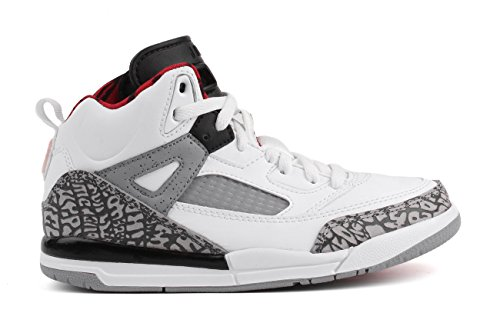 Jordan Spizike BP - 317700-122 - white, varsity red - cement grey